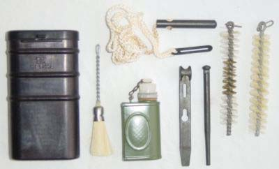 East German AK47 Cleaning Kits
