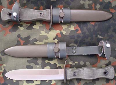 German Army Battle Knife New