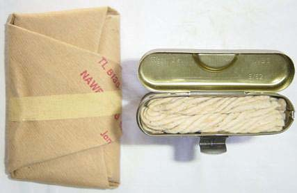 Old Style German Army .308 Cleaning Kit