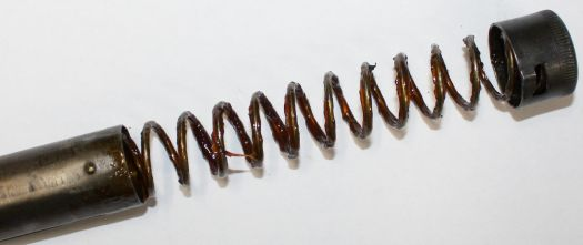 WWII German Recoil Spring Tube for MG34