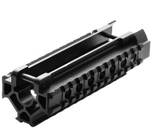 MP5 Tri Rail Handguard New in Box $69 (complete with rail covers)