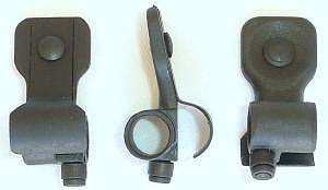 POF MP5 Anti Rattle Paddle Magazine Release New