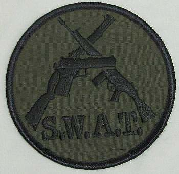 SWAT Badge