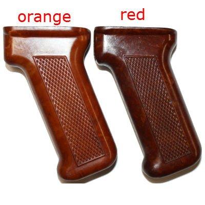 Orange Ak Bakelite Grip Ak47 Akm Bakelite Polish Radom