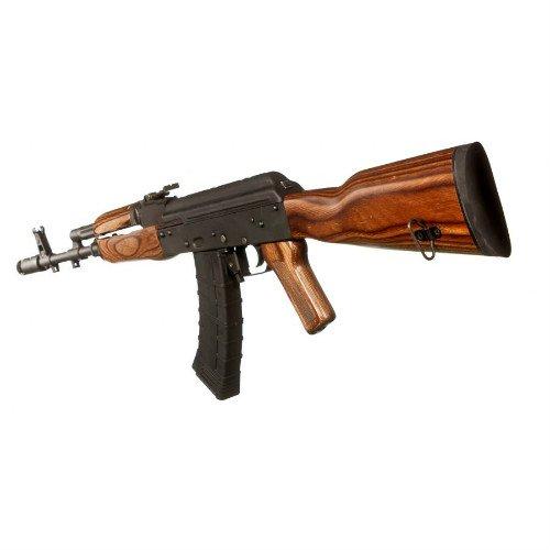 TIMBERSMITH AK47 AKM WOOD STOCK SET  BROWN. TimberSmith AK47 Brown Wood Stock Set  AKM  Romanian  Tapco  AKK