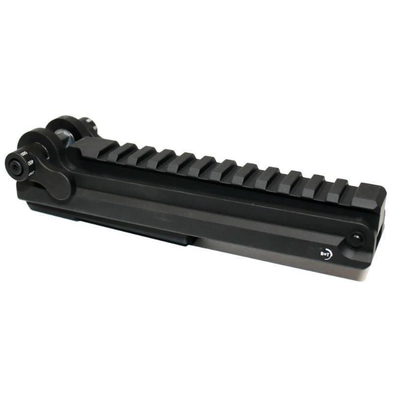 B&T PICATINNY RAIL FOR MG3 MG74, MOUNTS TO BARREL SHROUD