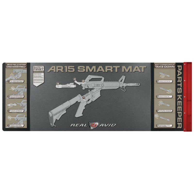 Real Avid AR15 Smart Cleaning Mat, $18 74, AVAR15SM, CLN