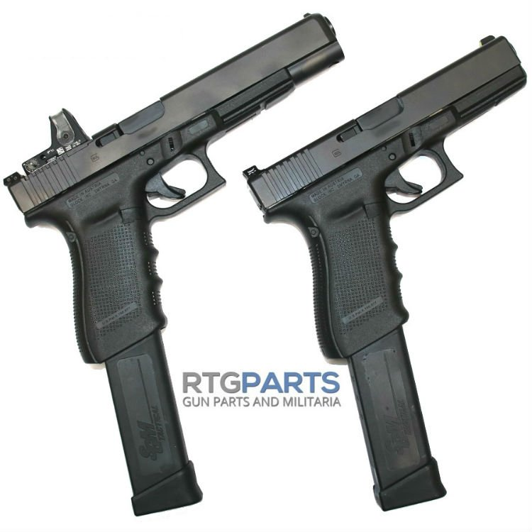 SGM TACTICAL GLOCK 10MM 30RD MAG, MODEL 20 29 40