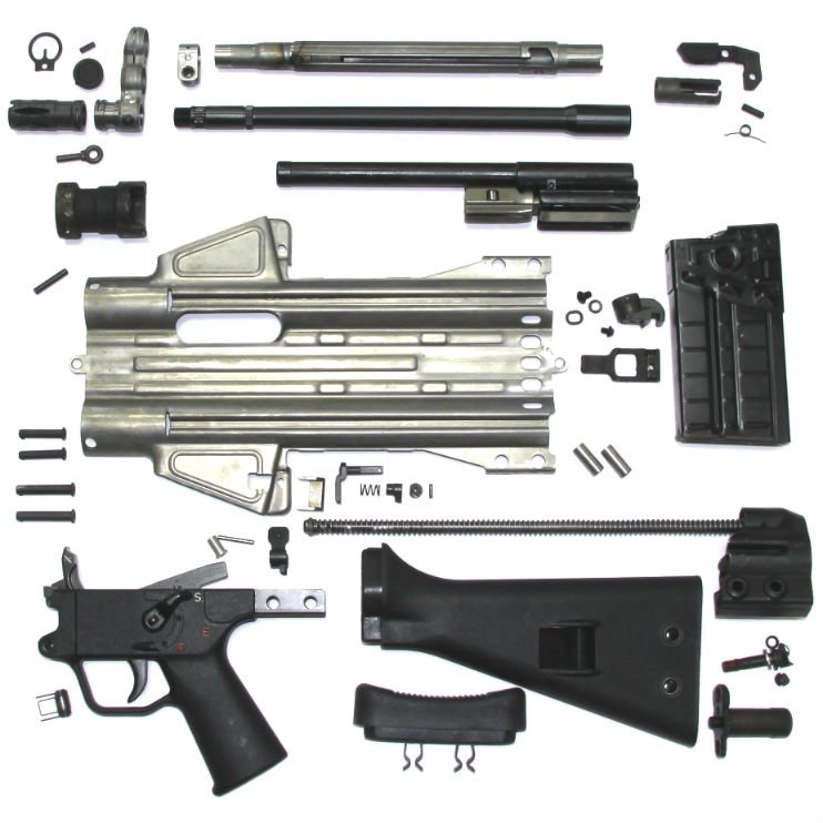 G3K DELUXE A2 PARTS KIT