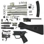 MP5K-REVERSE-STRETCH DELUXE A2 PARTS KIT
