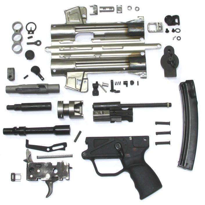 MP5K DELUXE PISTOL PARTS KIT