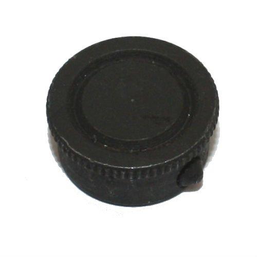 HK STEEL END CAP COMPLETE USED, GERMAN