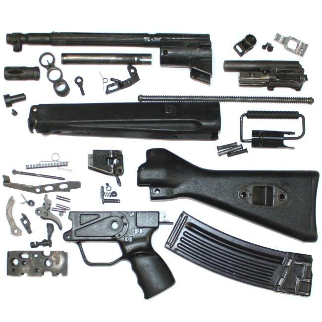HK33 PARTS KIT