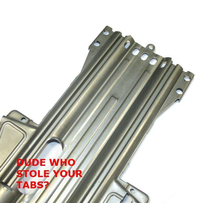 WTS: G3, MSG90 & CETME Receiver Flats $69 95 (pics) - Topic