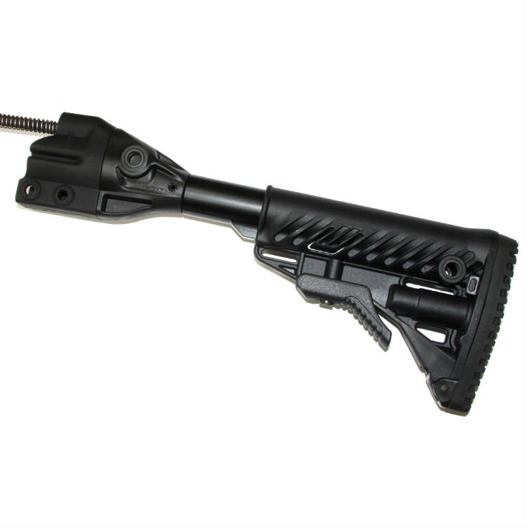 M4 COLLAPSIBLE BUTTSTOCK W/ RECOIL ASSEMBLY FOR HK G3 PTR91