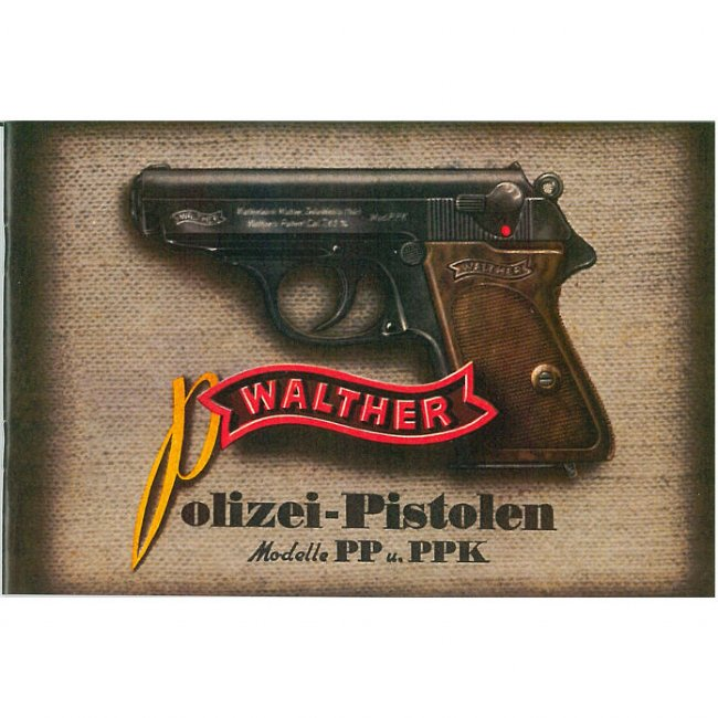 walther pp ppk operators manual in english reprint of original rh robertrtg com Hitler's Walther PPK Walther PPK Daniel Craig