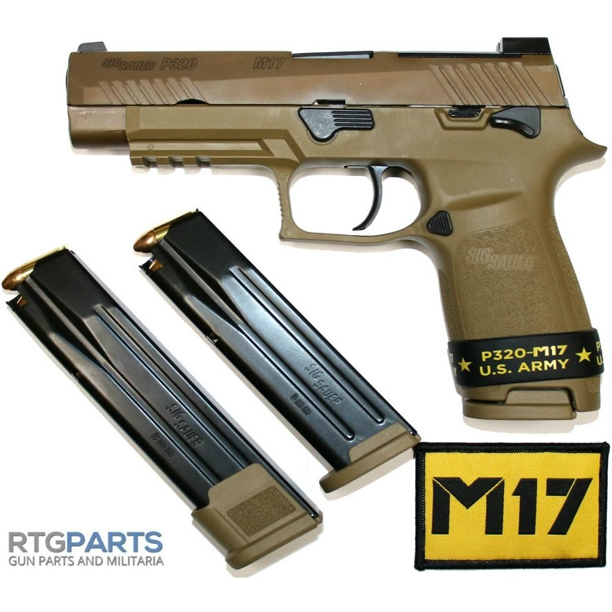SIG P250 P320 21RD 9MM EXTENDED MAGAZINE NEW, COY
