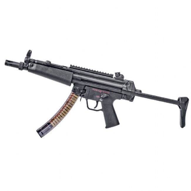 ETS MP5 9MM 40RD TRANSLUCENT MAG NEW