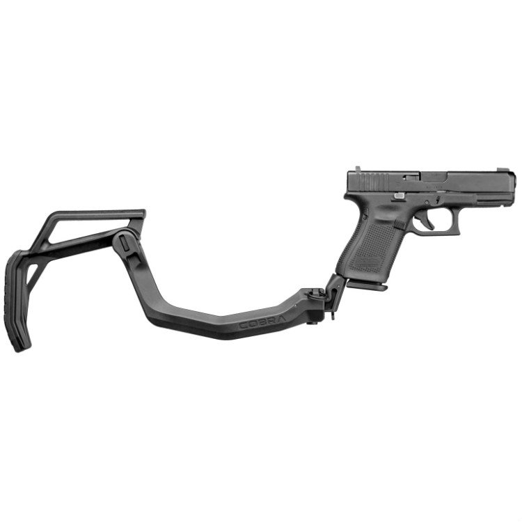 COBRA FOLDING STOCK FOR GLOCK GEN 2-5, FAB DEFENSE
