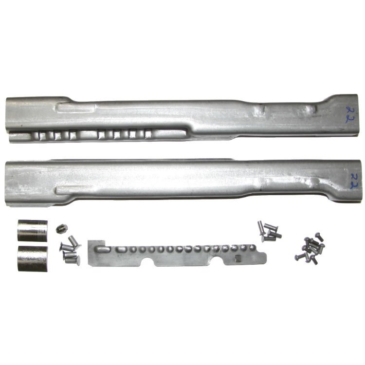 REAR SHEET METAL KIT FOR MG42 M53, 406MM LONG