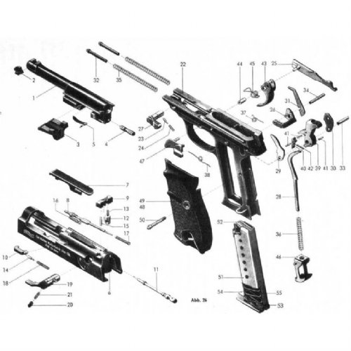 p1_785_detail Walther Ppk Schematic on magnum research baby eagle schematic, sig p220 schematic, walther pk380 schematic, walther 9mm schematic, kel-tec pf-9 schematic, walther p38 exploded view, sig sauer p232 schematic, taurus tcp schematic, sig sauer p228 schematic, walther ppq schematic, taurus pt945 schematic, walther ppx schematic, walther ppq disassembly diagram, kel tec p32 schematic, luger p08 schematic, fn 49 schematic, kimber ultra carry schematic, sig p230 schematic, hk p30 schematic, sig p239 schematic,