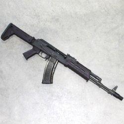 MAGPUL ZHUKOV-S STOCK AK47/AK74, PLUM