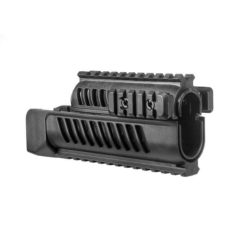 VZ58 4-RAIL BLACK HANDGUARD SET, FAB DEFENSE